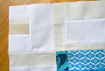quilts with neutrals / by Holly Broadland