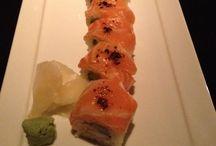 Roll sushi
