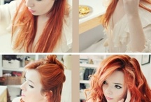 Hairstyle, how to;