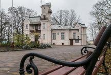 Wierzbinek - Pałac