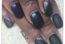 Nails by Deshea at Annabella Salonspa