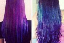 ombre <3 / Alles was mit Haaren zu tun hat
