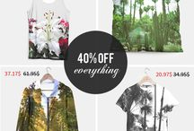 Sales / Featuring updates on sales and discounts for products featuring designs by Tamsin. fox-and-eagle.com