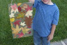 autum activities craft