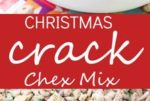 Chex cereal party mixes