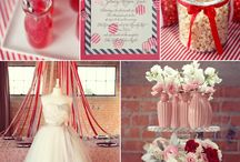 wedding ideas -red