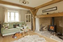 Narrow Sitting Room