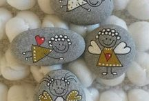 Rock/Pebbles Art