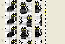 Crochet beading 9-10 rounds