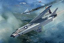 avion guerra vietnam /   avión guerra vietnam