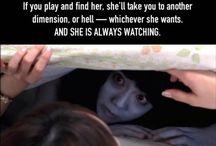 creepy ass stuff