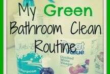 X Clean Green / by Tonia Patton