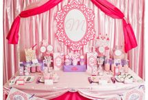 Princess Birthday Party / Princess Birthday Party For your little princess! Beautiful pink design is perfect for a little princess!!
