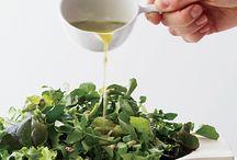 Salad dressings & Dips
