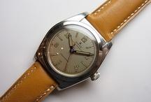 vintage swiss watch / by Watch Cti