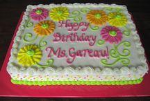 Charlotte's Birthday Cake