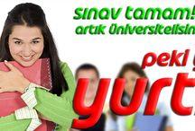 online Yurt Bul / Türkiye'nin en geniş özel yurt platformu