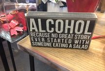 Fun Signs / Great signs found in home stores