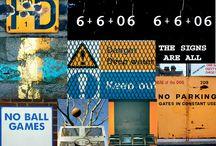 LIFE IN A YELLOW WALL / photographer Dario Piacentini - www.dariopiacentini.net