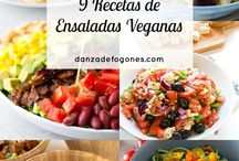 comidas veganas