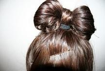 Hair envy / by Inari