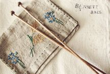 A NEEDLEwork /  Embroidery, Cross Stitch, Crewel, Crochet
