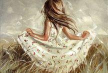 Obrazy Maria Magdalena