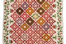 Antique & Civil War QUilts