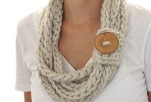 Crochet/ Knitting fun!  / by Megan Evans
