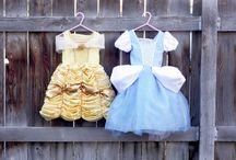 Princess dress patterns