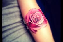 Tattoo / Rose