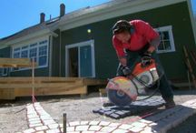 How To Have your Own Cobblestone / Cobblestone installation and how-to articles to help with your DIY project.  Visit Cobble Systems by Riccobene www.cobblesystems.com
