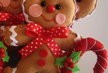 Boże Narodzenie - filc
