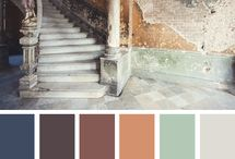 Lounge ideas / Working out colours and styling ideas for our new lounge