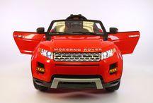 Kids Ride-on Range Rovers