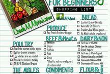Clean eating  / Good foods