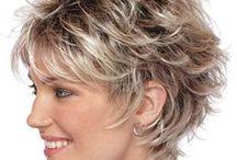 Hair styles SHORT MATURE