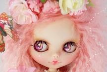 Kawaii Blythe & Pullip / The sweet lolita, decora, kawaii style dolls <3
