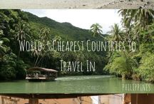 Affording Travel / Tips, hacks and advice on how to save for travel, save during travel and getting great travel deals.