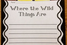 kids books - monsters - where the wild things are
