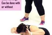 Plus Size Exercises