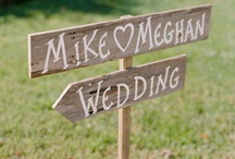 Wedding ideas and DIY