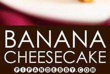 Cheesecakes / Creamy, luscious cheesecakes