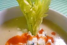 celery etc...