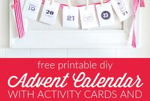 DIY Adventni kalendář