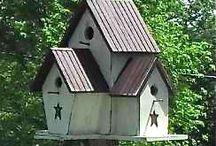 Birdhouses / by Ashley Gausman