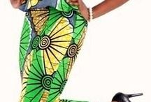 Afrikaanse stof