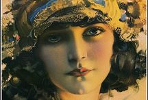 rolf armstrong / by fervet olla