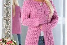 Pletené zboží