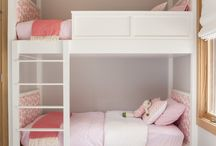 Shared bedroom ideas - girlies